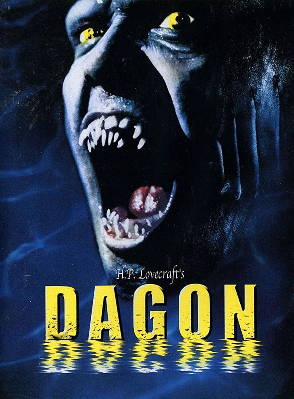 Reed Alexander's Horror Review of 'Dagon' (2001)