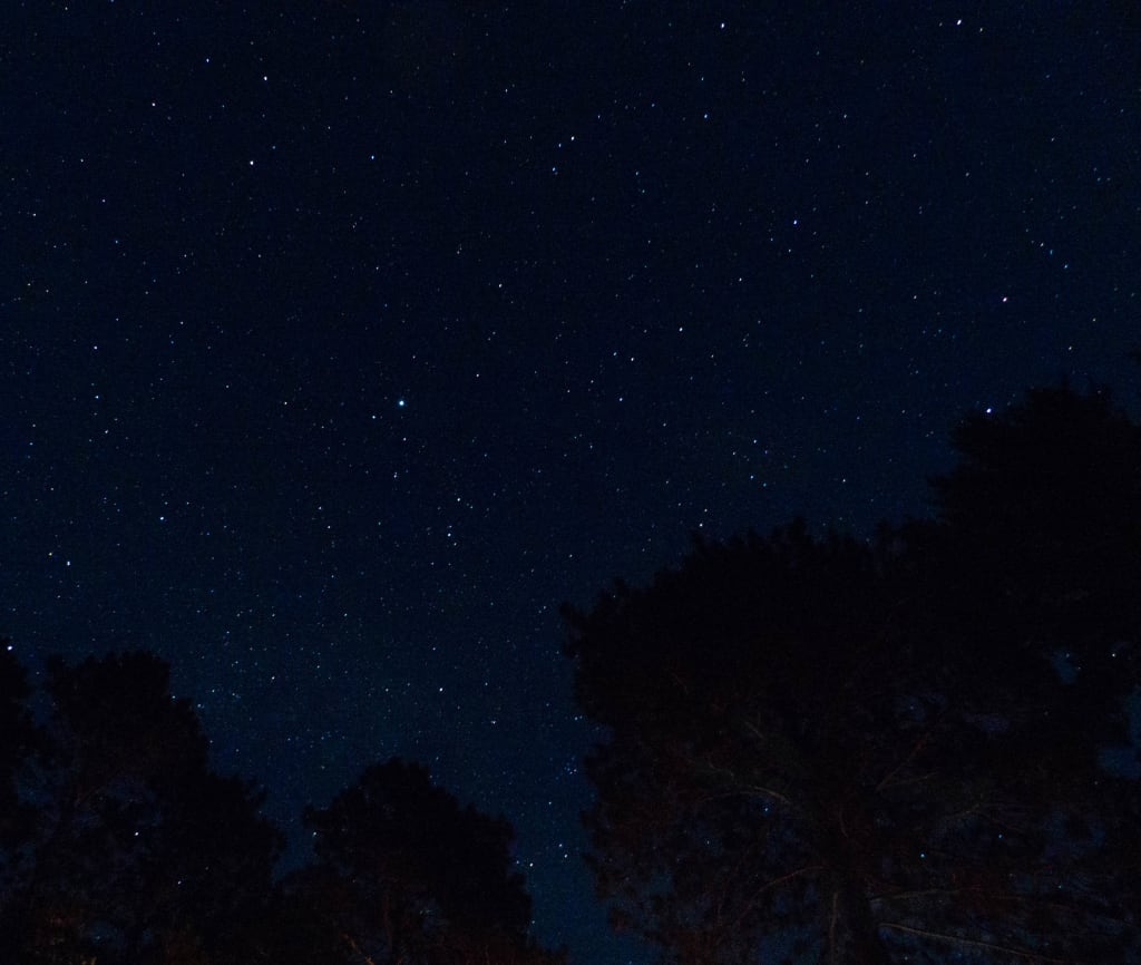 A Shot in the Dark: My Crazy Night Sky Photography Story