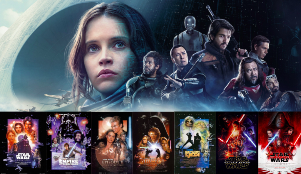 Where Does 'Rogue One' Fit Into the Machete Order?