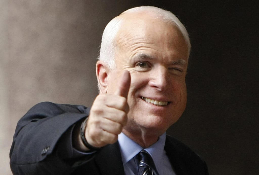 10 Things You Didn't Know About John McCain
