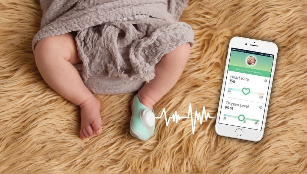 10 Reasons Every New Parent Needs an Owlet Smart Sock 2 Baby Monitor |  Families