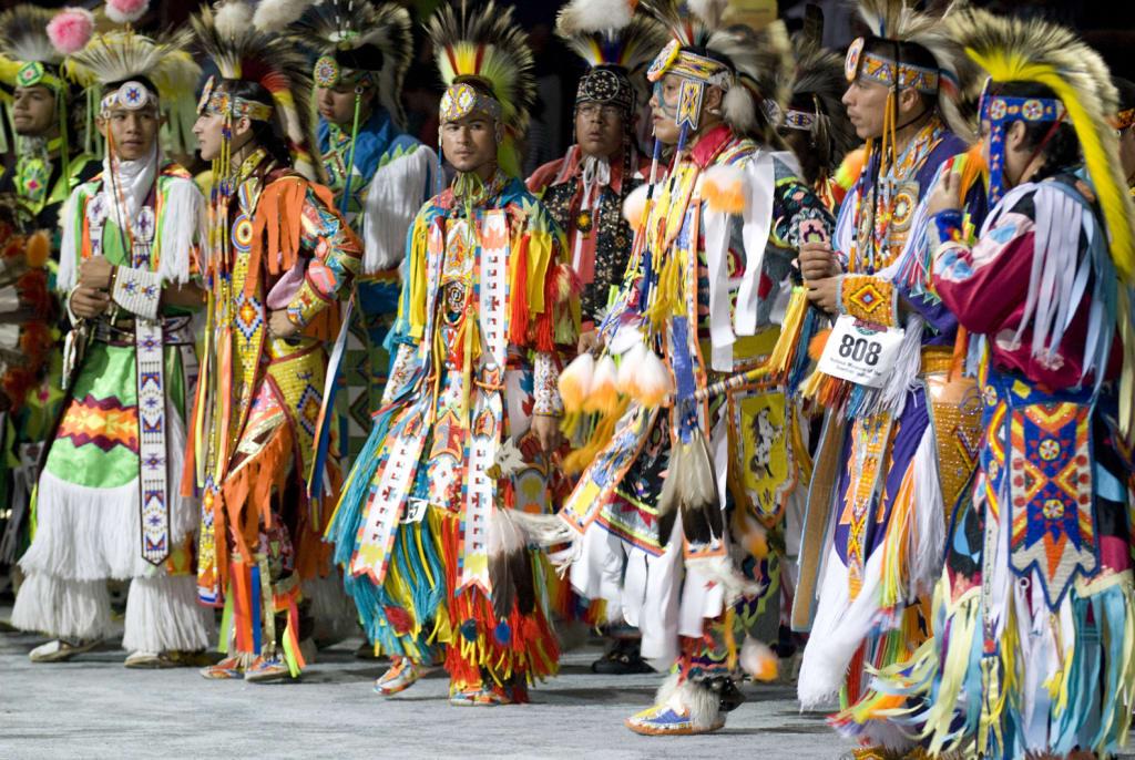 Contemporary Native American Music