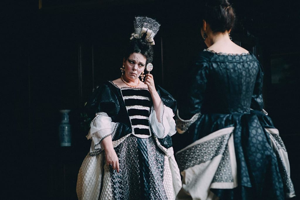 'The Favourite' Is One of the Wildest Best Picture Nominees I've Ever Seen