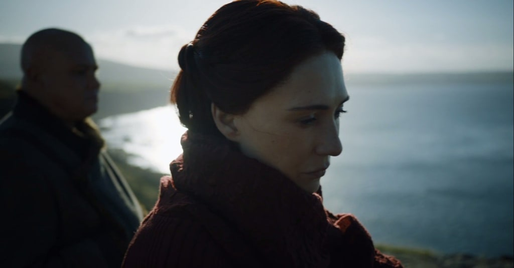 Could Melisandre Have Lied To Varys About Her Trip To Volantis, And Does She Have A Secret Plan?