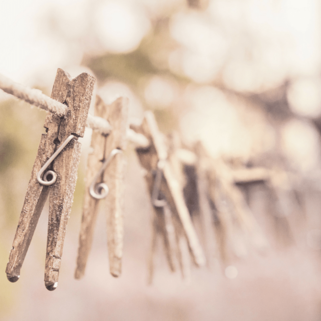 What My Dirty Laundry Taught Me About Life