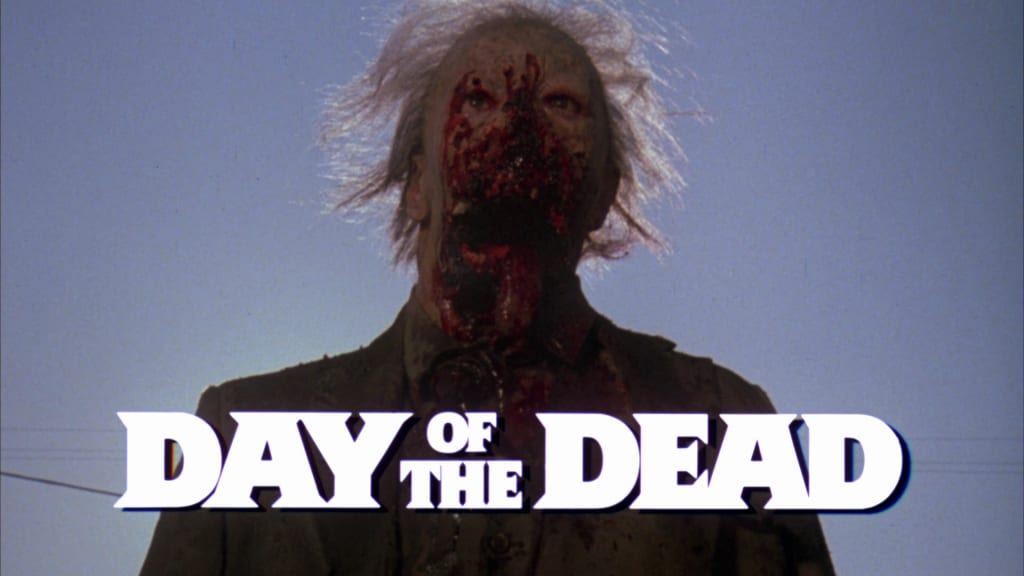 The Remake Machine Fires Out Another 'Day of the Dead' Movie