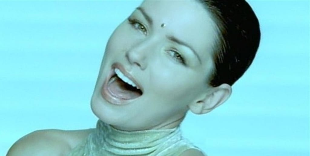 When My Mom and I Decided Shania Twain's 'From This Moment On' Would Be My Future Wedding Song