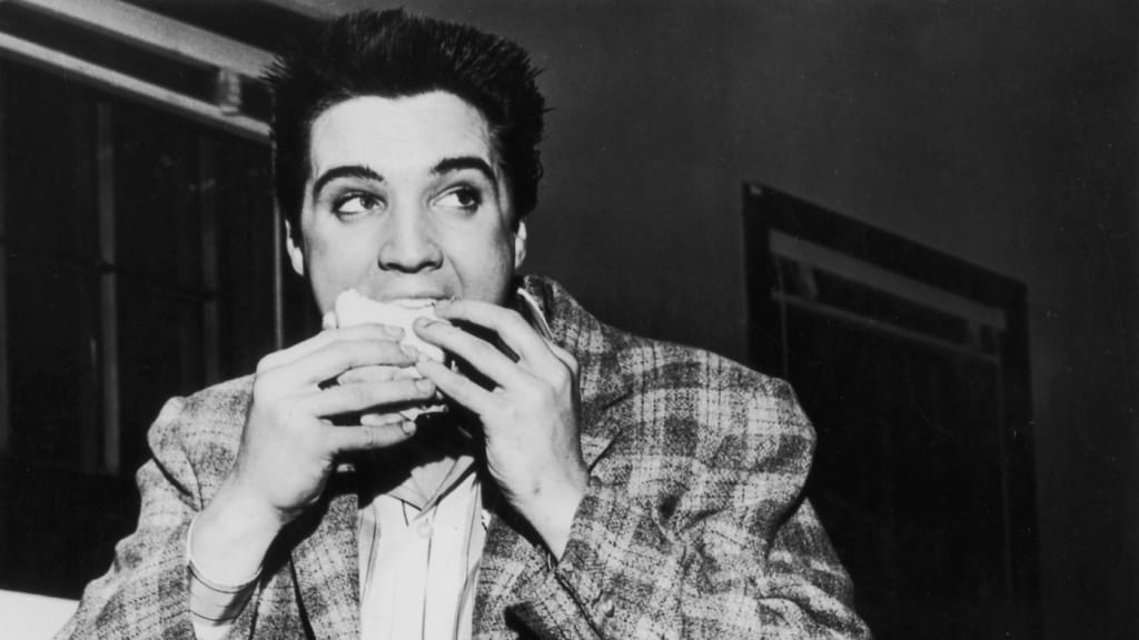 Insane Things Elvis Presley Ate