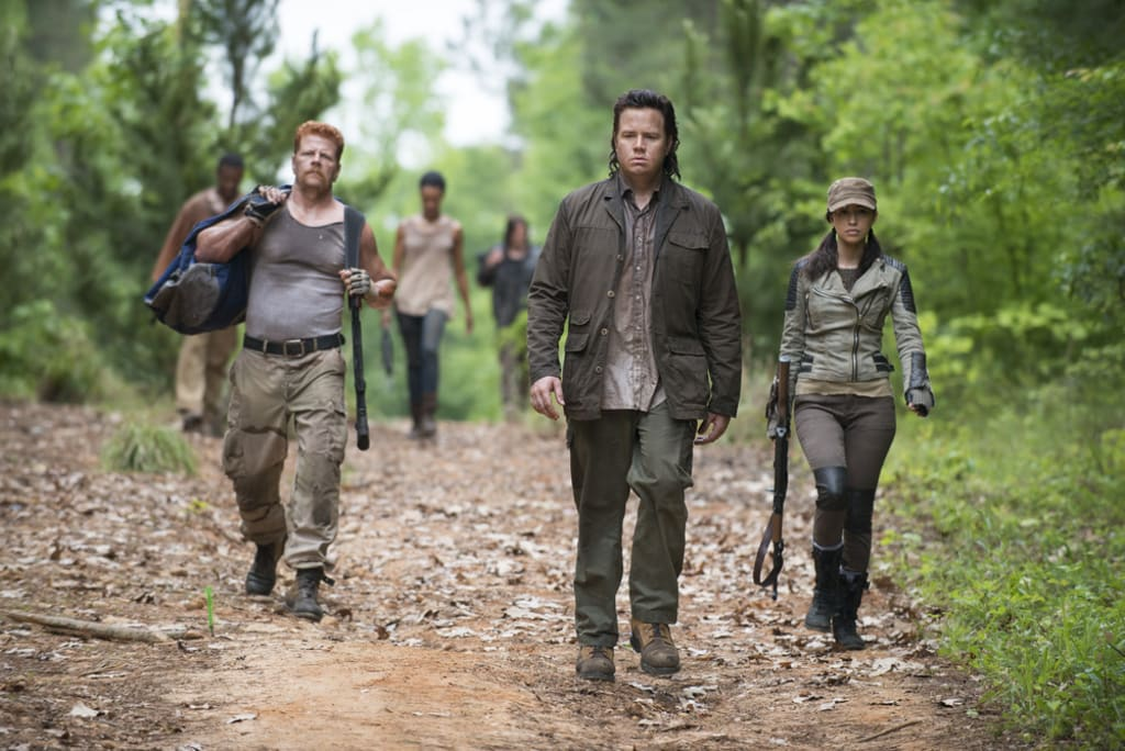 The Bromance Is Over: Michael Cudlitz Speaks Out About New Eugene On 'The Walking Dead'