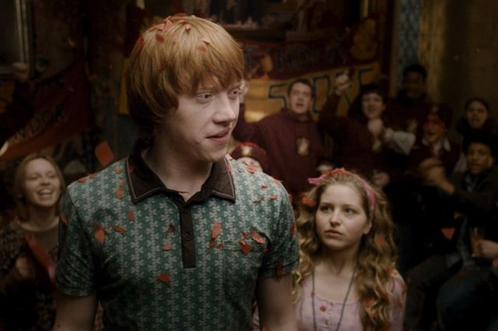 25+ Innuendos in Harry Potter You Didn't Notice