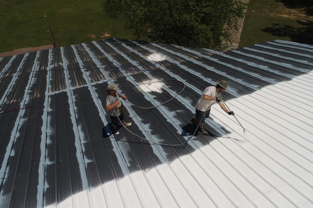 Know The Benefits Of Painting Your Metal Roof Today