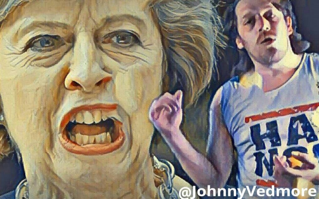 Brexit Is Like Watching Your Uncles Have Sex – Johnny's Brexit PC Suicide Watchtower
