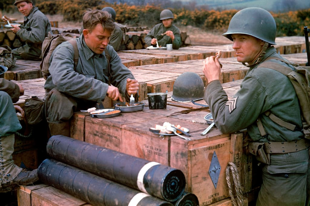 10 Wild Things People Ate During World War II