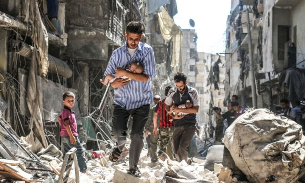 Why We Need to Intervene in the Syrian Civil War, for the Sake of Humanity