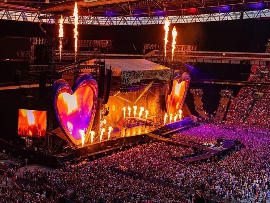 Blog: 'P!NK - 'Beautiful Trauma' World Tour