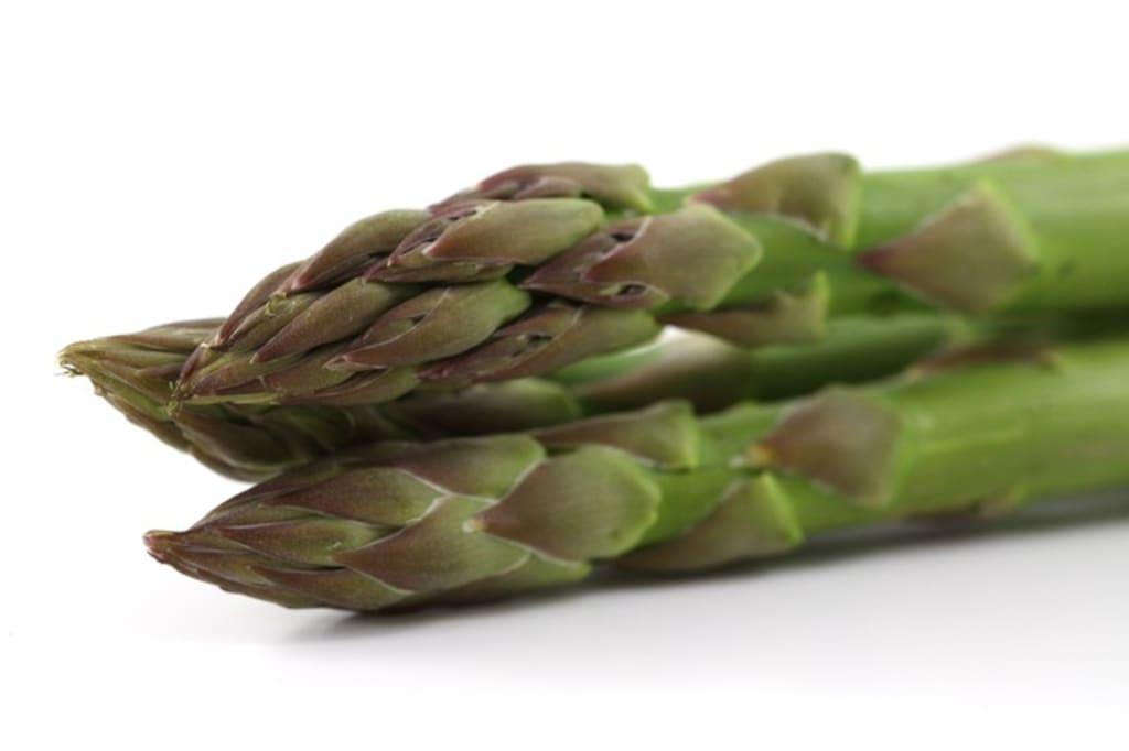 Containing The Taste Of The Sun, Asparagus Increases Libido