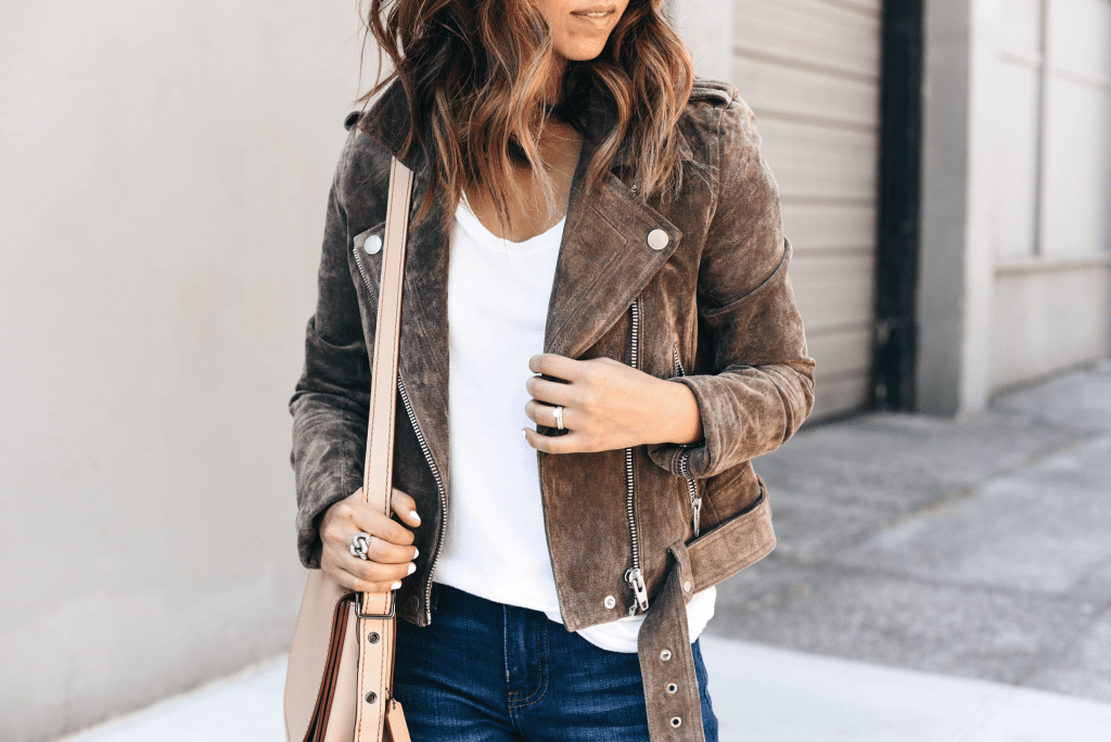 10 Awesome Suede Jackets You Will Love to Wear