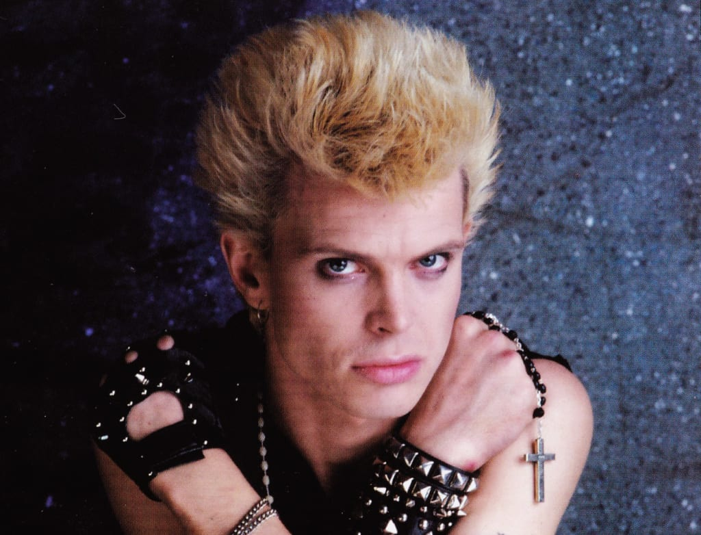 8eez Playlist Billy Idol