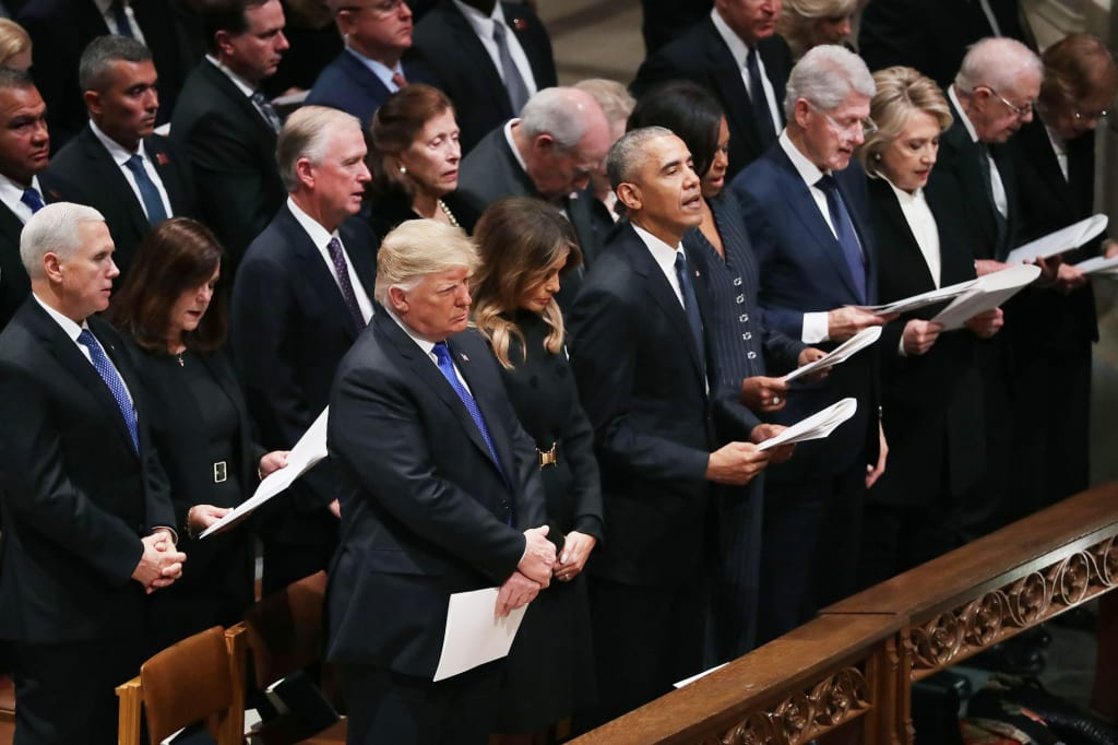 Trump and the Apostles' Creed: Should He or Shouldn't He?
