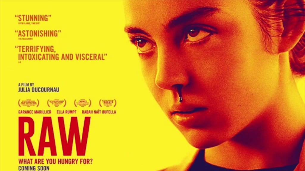 Movie Review: 'Raw'