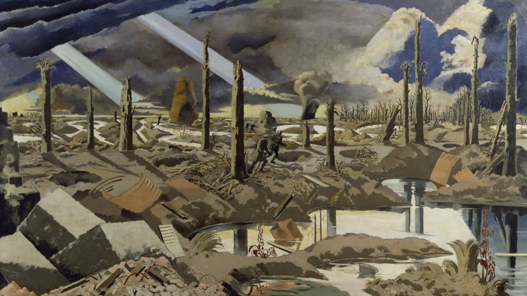 """T.S. Eliot's """"The Waste Land"""""""