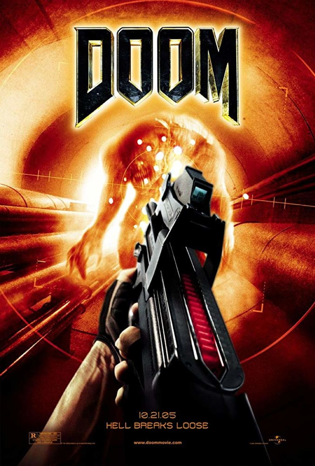 Reed Alexander's Horror Review of 'Doom' (2005)