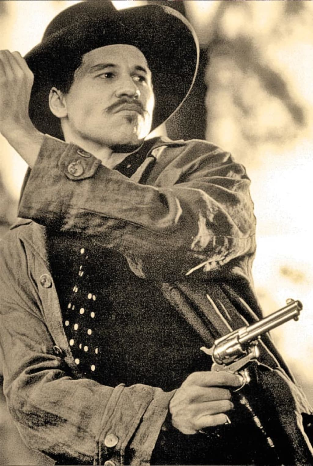 How to Build Doc Holliday in The 'Pathfinder RPG'