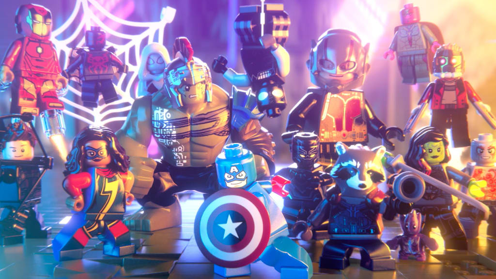 8 Disappointing Things About 'LEGO Marvel Superheroes 2'