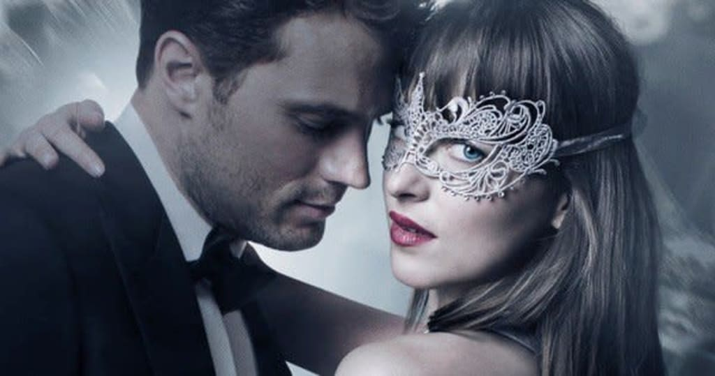 Well, 'Fifty Shades Darker' Is Certainly the Shiniest Turd of the Franchise