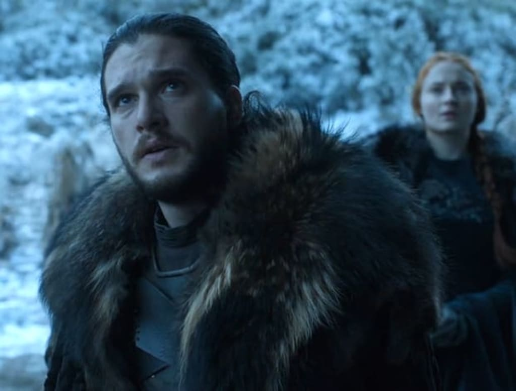 The First Legitimate Spoiler for Game of Thrones Season 7 Has to Do With...Jon Snow's Cape?