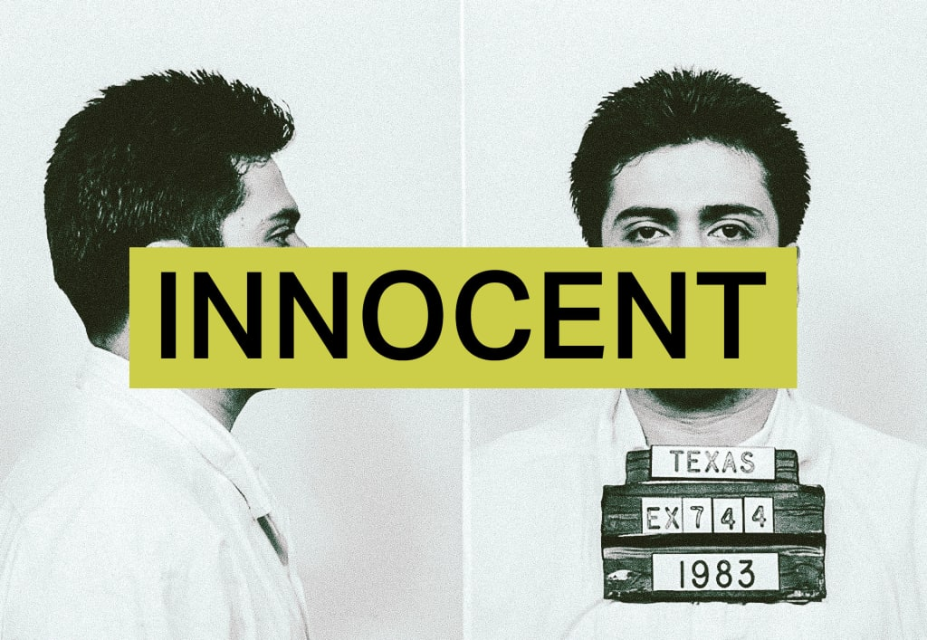 Innocent People Convicted of Horrible Crimes