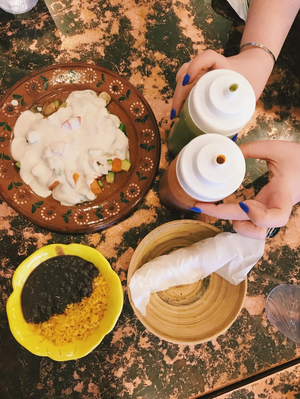 The Bronx Vegan Eats: La Morada