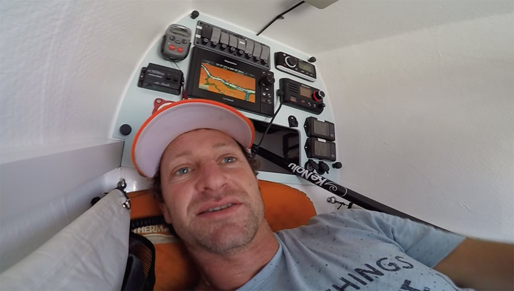 SUP Boarder Finds Way Across Atlantic In Incredible First