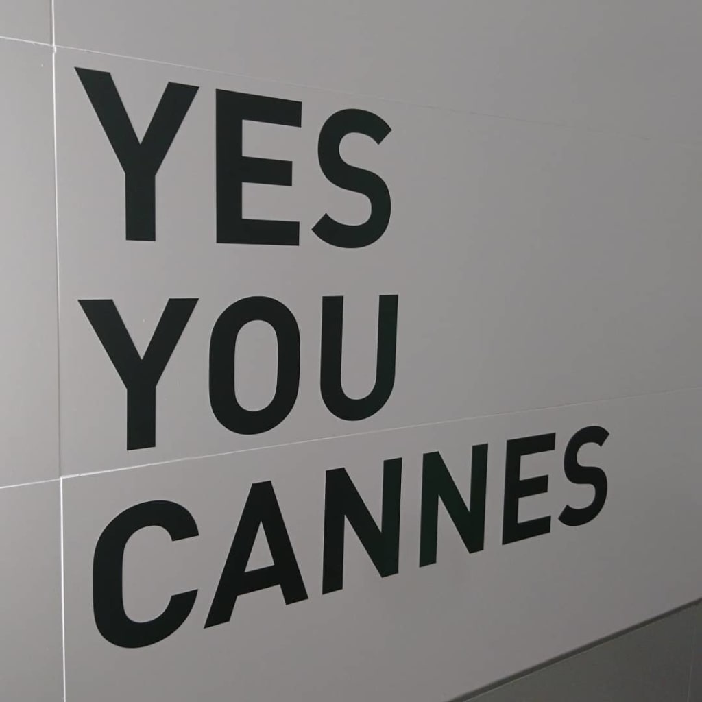 Yes, You Cannes