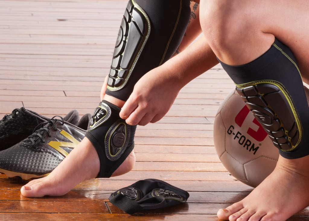 Best Shin Guards With Ankle Protection