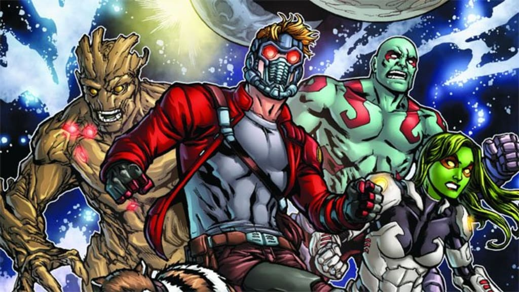 Guardians Assemble: The Guardians Of The Galaxy Are Getting A New Teammate
