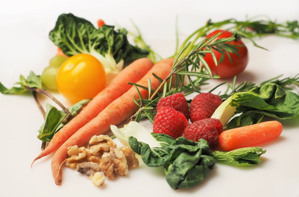 Five Nutrients for Your Mental Health