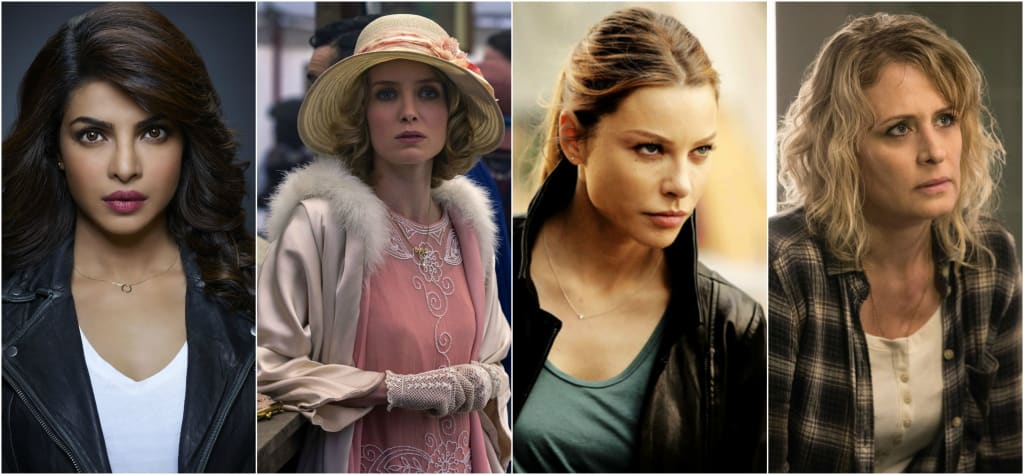 9 Leading Ladies Kicking Butt on the Small Screen