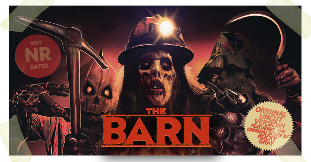 'The Barn' Is an 80s Horror Throwback That's Worth a Watch!