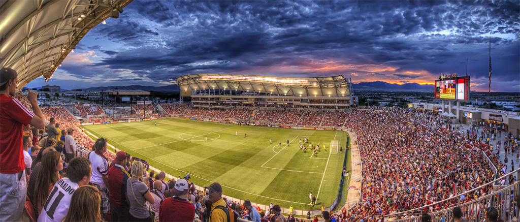 Best MLS Soccer Stadiums