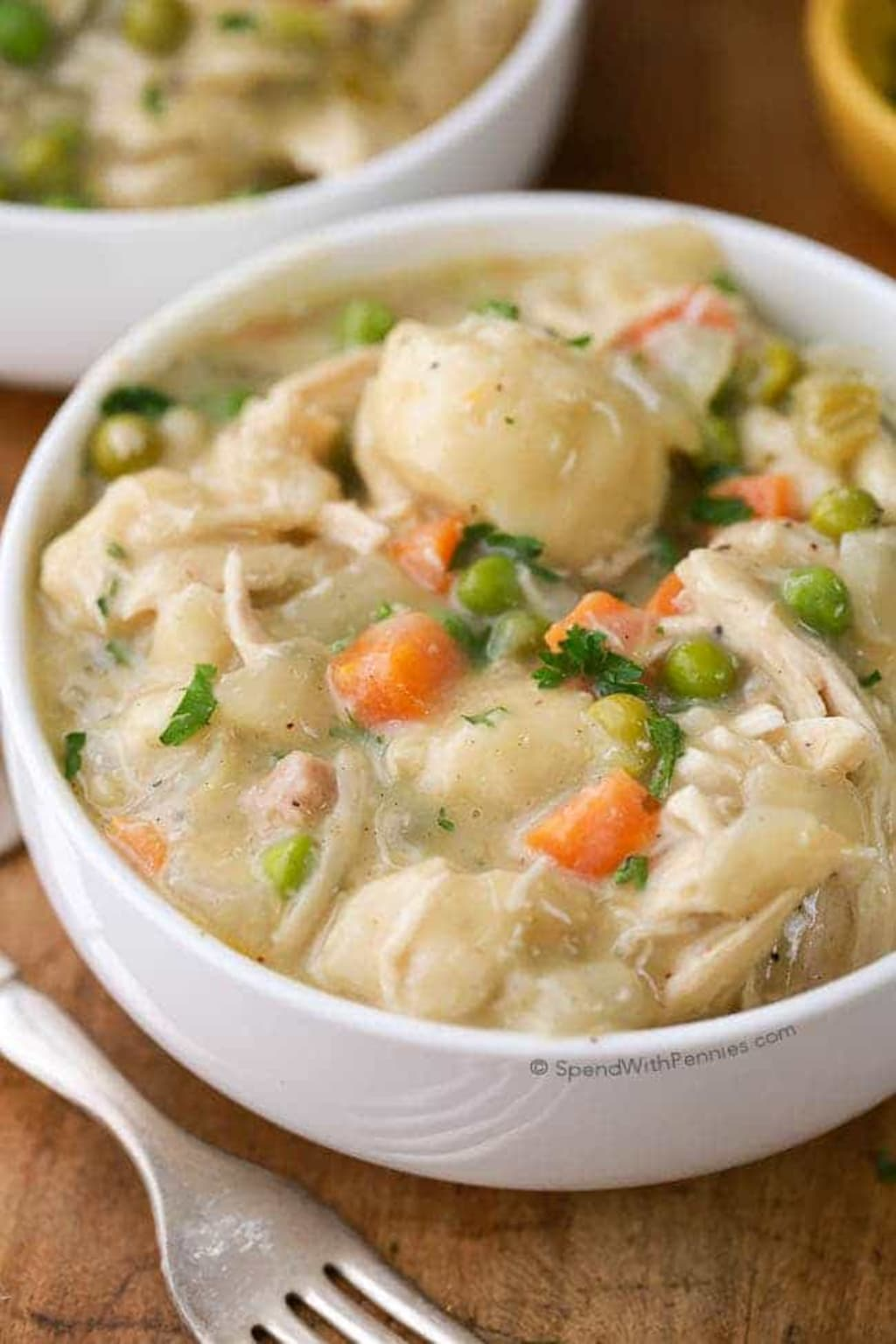 Under Ten Meal Series: Chicken and Dumplings