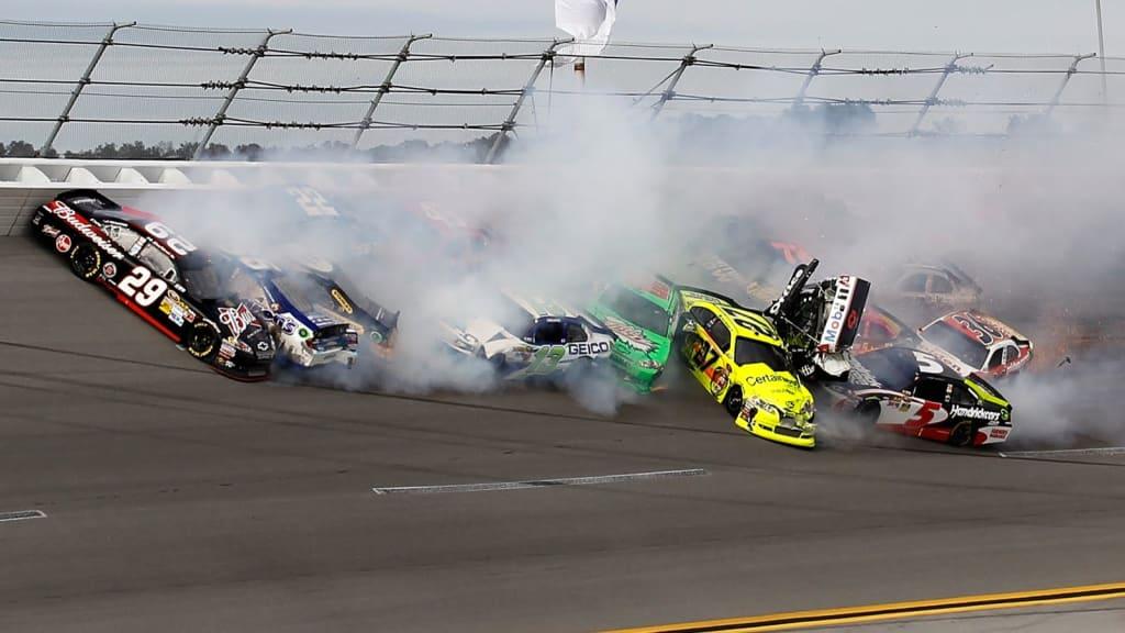 Unforgettable NASCAR Crashes
