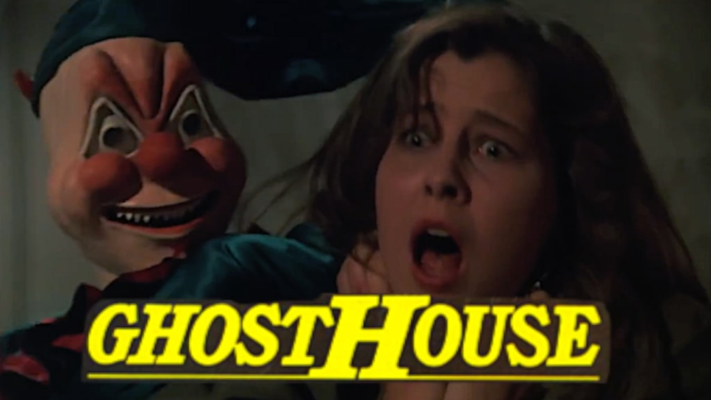 Love Cheesy Horror Movies? Then Check Out 1988's 'Ghosthouse' for a Dose of Nostalgia...