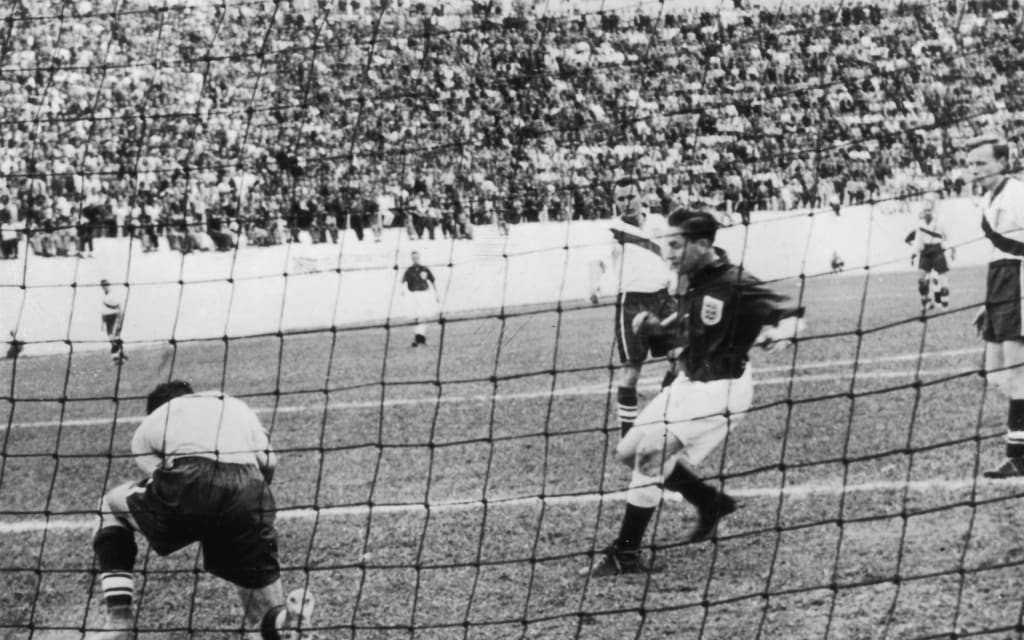 Biggest Upsets in World Cup History