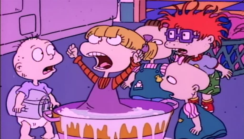 What 'Rugrats' Taught 90s Kids About Changing Gender Roles