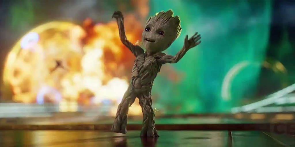 These Parodies Of Famous Superhero Scenes In The Style Of The 'Guardians Of The Galaxy Vol. 2' Opening Are Hilarious