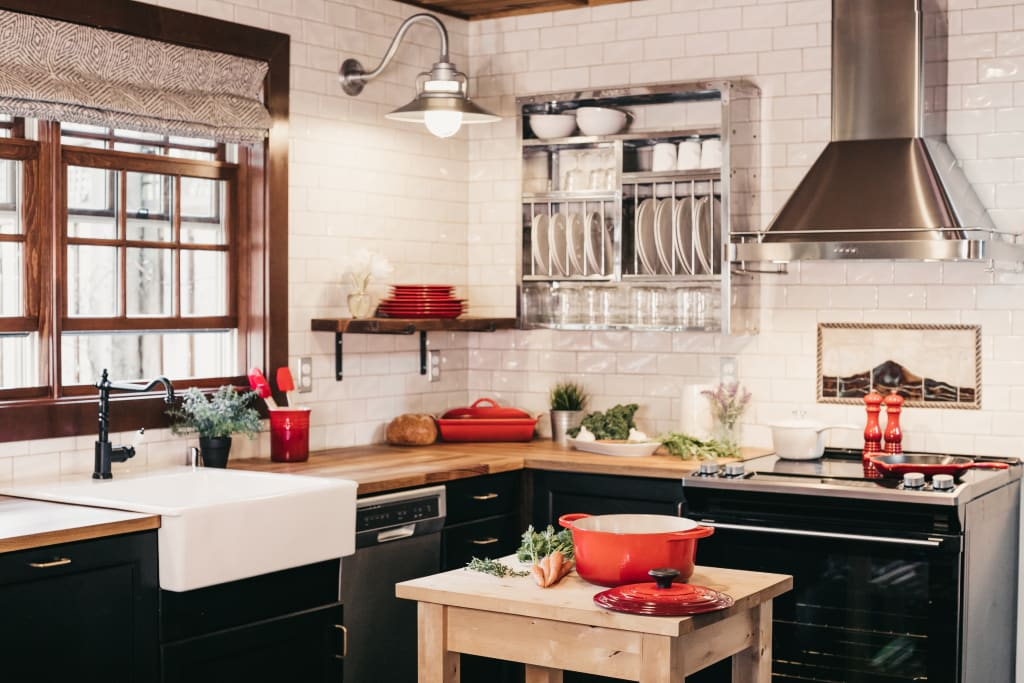 New Year's Resolutions for Your Kitchen