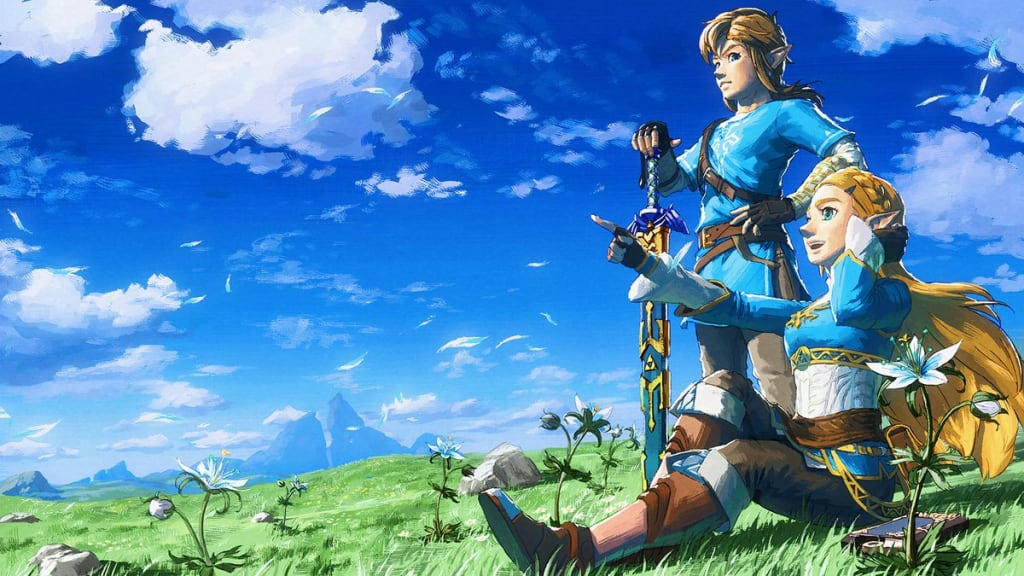'The Legend of Zelda: Breath of the Wild' Review