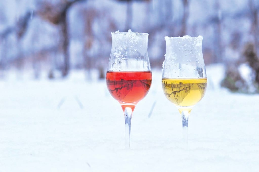 Ice Wine and Food Pairing Guide