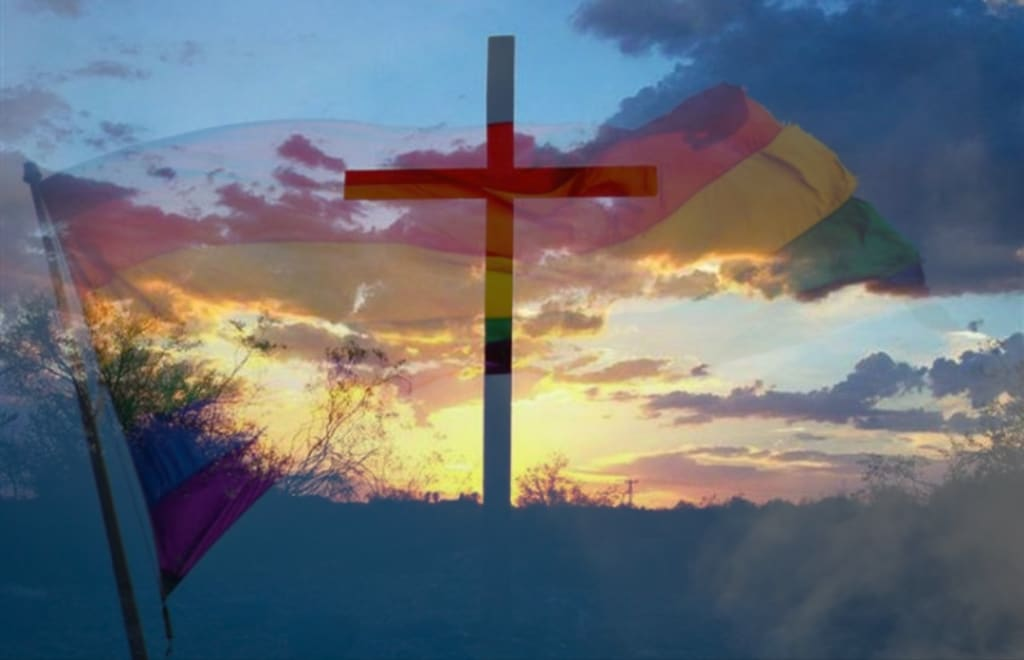 A Christian Advocating LGBT+ Rights
